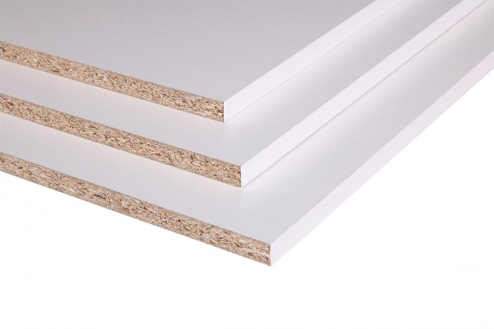 Kastplanken Wit Gamma.Melamine Panelen Wit Structuur Panelen Spaanplaat Houtwerf