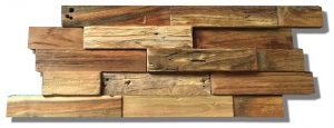 Indo Deco Wall Teak FSC - Nature