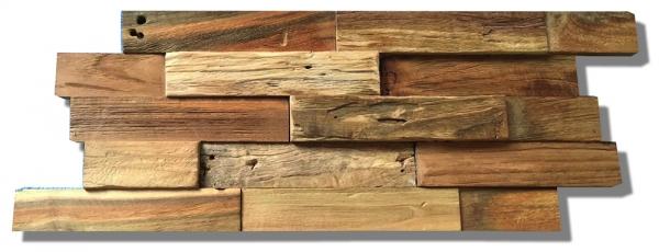 Indo Deco Wall Teak FSC - Nature